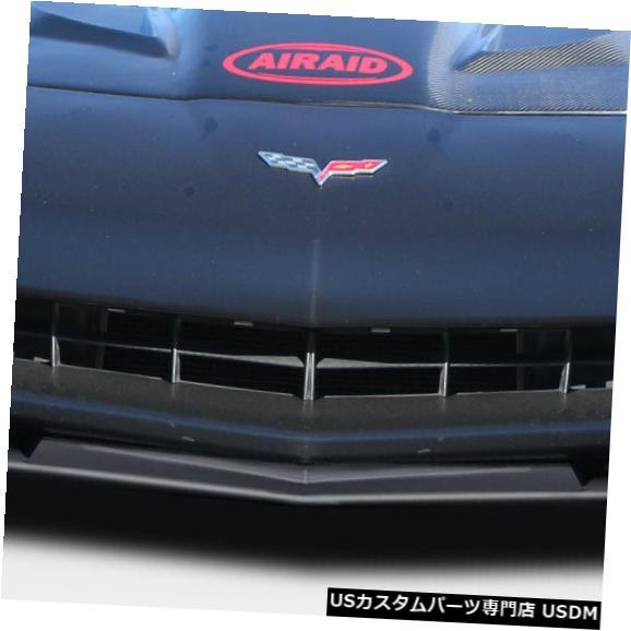 Spoiler 05-13シボレーコルベットZRデュラフレックスフロントバンパーリップボディキット!!! 114610 05-13 Chevrolet Corvette ZR Duraflex Front Bumper Lip Body Kit!!! 114610