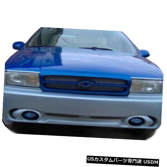 Spoiler 91-96シボレーインパラFANスタイルKBDウレタンフロントボディキットバンパー!!! 37-6020 91-96 Chevrolet Impala FAN Style KBD Urethane Front Body Kit Bumper!!! 37-6020