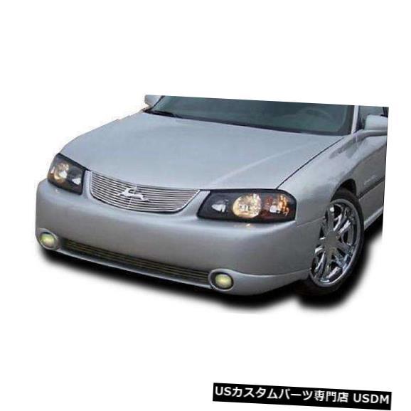 Spoiler 00-05シボレーインパラプレミアスタイルKBDウレタンフロントボディキットバンパー! 37-2093 00-05 Chevrolet Impala Premier Style KBD Urethane Front Body Kit Bumper! 37-2093