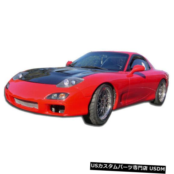 Spoiler 93-97マツダRX7 F-SpecスタイルKBDウレタンフロントボディキットバンパー!!! 37-2086 93-97 Mazda RX7 F-Spec Style KBD Urethane Front Body Kit Bumper!!! 37-2086