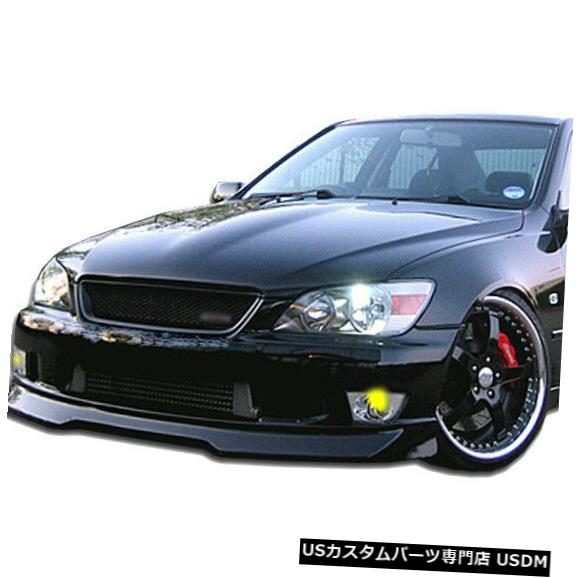 Spoiler 00-05レクサスIS300 GR-SpecスタイルKBDウレタンフロントボディキットバンパーリップ!! 37-2235 00-05 Lexus IS300 GR-Spec Style KBD Urethane Front Body Kit Bumper Lip!! 37-2235