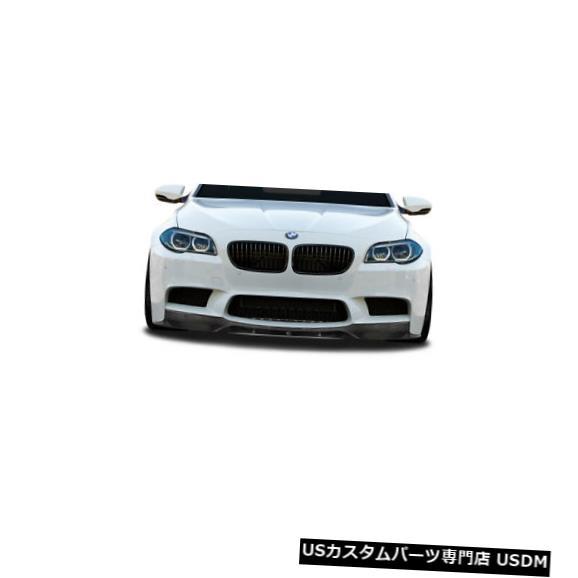 Spoiler 13-16 BMW M5 AF-1エアロファンクション(CFP)フロントバンパーリップボディキット!!! 115052 13-16 BMW M5 AF-1 Aero Function (CFP) Front Bumper Lip Body Kit!!! 115052