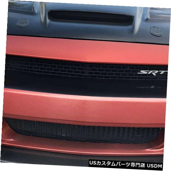 Spoiler 15-18ダッジチャレンジャーサーキットDuraflexフロントボディキットバンパー!!! 113891 15-18 Dodge Challenger Circuit Duraflex Front Body Kit Bumper!!! 113891