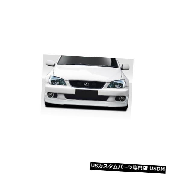 Spoiler 00-05レクサスIS TD3000 Duraflexフロントボディキットバンパー!!! 114908 00-05 Lexus IS TD3000 Duraflex Front Body Kit Bumper!!! 114908