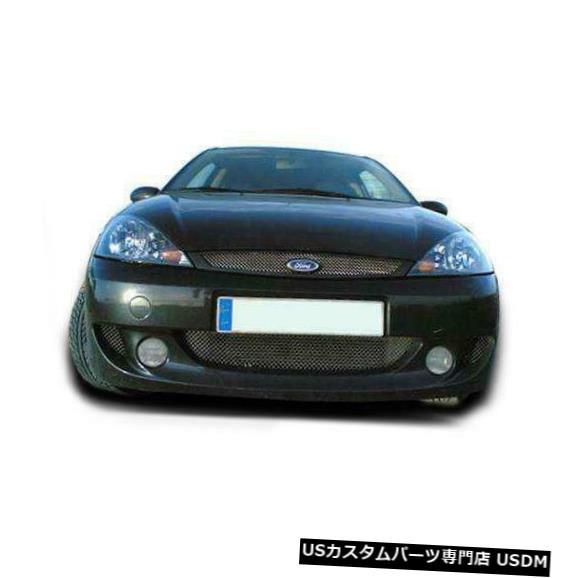 Spoiler 00-04フォードフォーカスプレミアスタイルKBDウレタンフロントボディキットバンパー!!! 37-2039 00-04 Ford Focus Premier Style KBD Urethane Front Body Kit Bumper!!! 37-2039