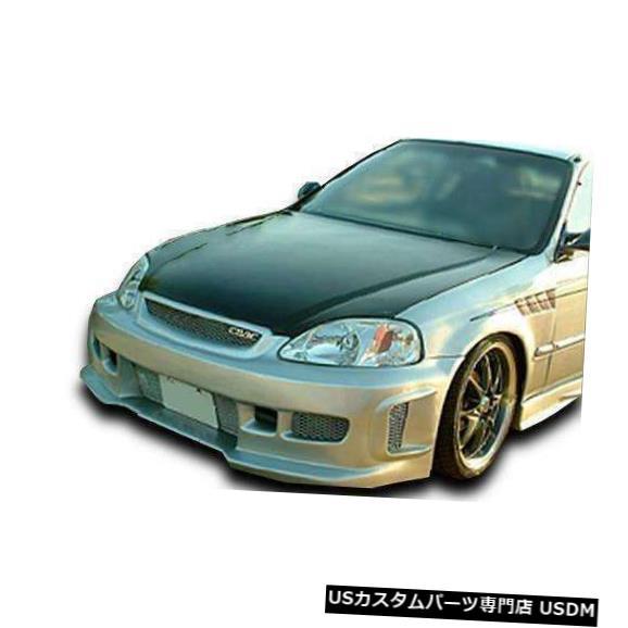 Spoiler 96-00ホンダシビックBWスペックスタイルKBDウレタンフロントボディキットバンパー!!! 37-2016 96-00 Honda Civic BW Spec Style KBD Urethane Front Body Kit Bumper!!! 37-2016