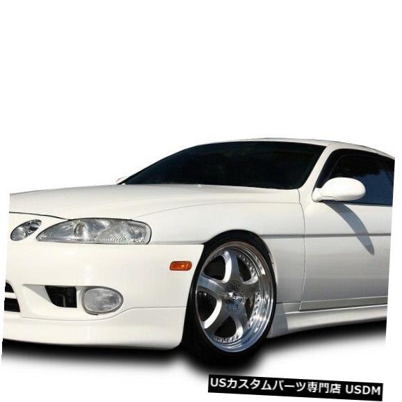 Spoiler 92-00レクサスSCエアロクラフトKBDウレタンフロントボディキットバンパーバー付き!!! 37-6012 92-00 Lexus SC Aero Craft KBD Urethane Front Body Kit Bumper w/ Bars!!! 37-6012