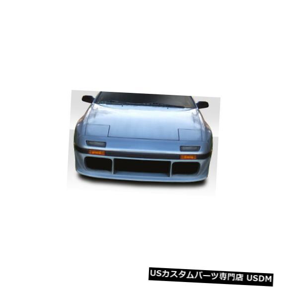 Spoiler 86-91マツダRX7 Vanish Duraflexフロントボディキットバンパー!!! 115717 86-91 Mazda RX7 Vanish Duraflex Front Body Kit Bumper!!! 115717