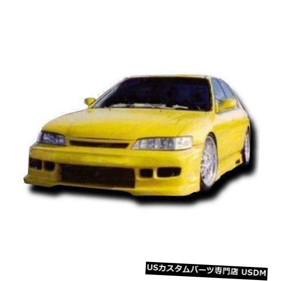 Spoiler 94-97ホンダアコードBWスペックスタイルKBDウレタンフロントボディキットバンパー!!! 37-2092 94-97 Honda Accord BW Spec Style KBD Urethane Front Body Kit Bumper!!! 37-2092