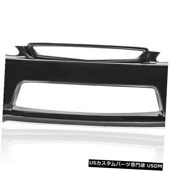 Spoiler 96-00ホンダシビックフィールドスタイルKBDウレタンフロントボディキットバンパー!!! 37-2180 96-00 Honda Civic Fields Style KBD Urethane Front Body Kit Bumper!!! 37-2180