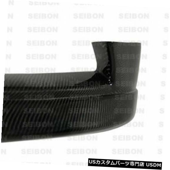 Spoiler 07-13 BMW M3 TAセイボンカーボンファイバーフロントバンパーリップボディキット! FL0708BMWE92M3 -TA 07-13 BMW M3 TA Seibon Carbon Fiber Front Bumper Lip Body Kit! FL0708BMWE92M3-TA