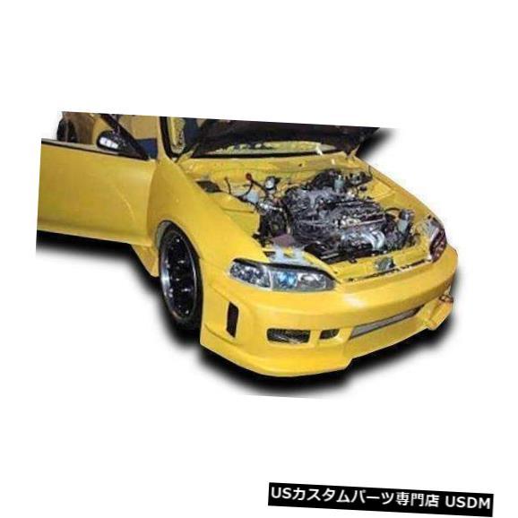 Spoiler 92-95 Honda Civic 2/3 Dr BW Spec KBDウレタンフロントボディキットバンパー!!! 37-2025 92-95 Honda Civic 2/3 Dr BW Spec KBD Urethane Front Body Kit Bumper!!! 37-2025