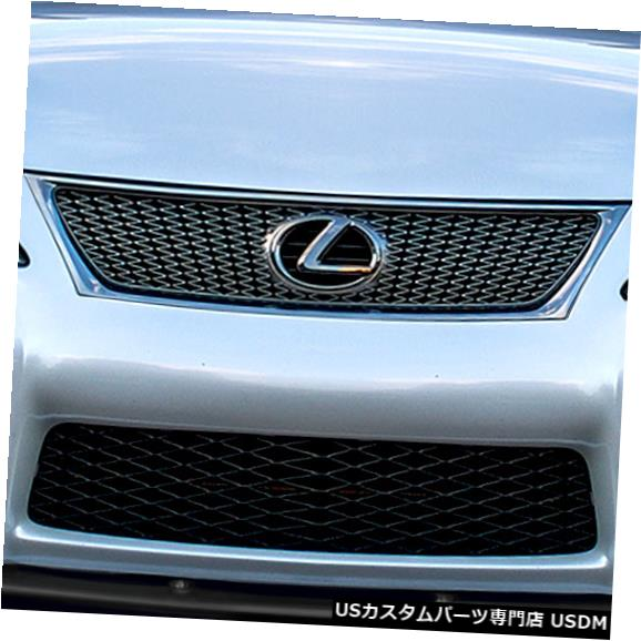 Spoiler 08-14レクサスIS-F Luxion Duraflexフロントバンパーリップボディキット!!! 114337 08-14 Lexus IS-F Luxion Duraflex Front Bumper Lip Body Kit!!! 114337
