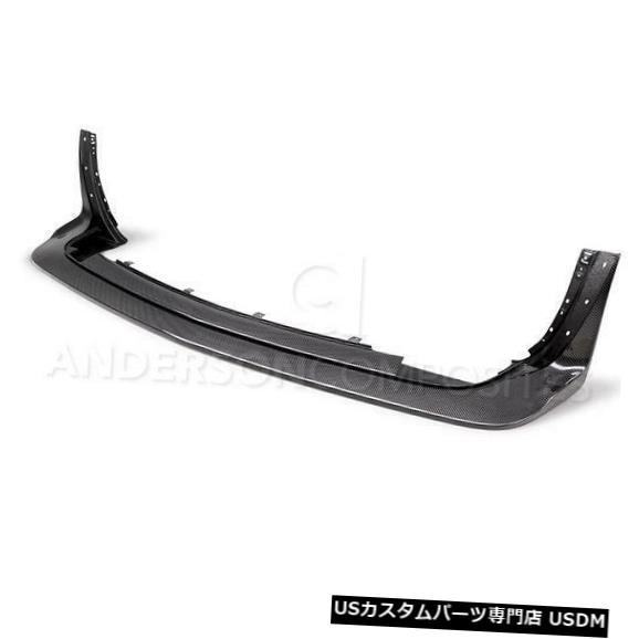 Spoiler 18-18チャレンジャータイプWBアンダーソンカーボンファイバーフロントバンパーリップ!!! AC-FL18DGCHHC 18-18 Challenger Type-WB Anderson Carbon Fiber Front Bumper Lip!!! AC-FL18DGCHHC