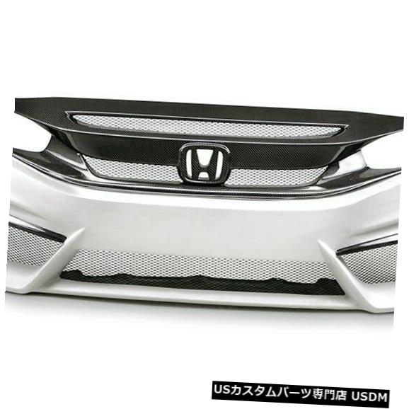 Spoiler 16-19ホンダシビックTTセイボンカーボンファイバーフロントボディキットバンパー!! FB16HDCV4-TT-G F 16-19 Honda Civic TT Seibon Carbon Fiber Front Body Kit Bumper!! FB16HDCV4-TT-GF