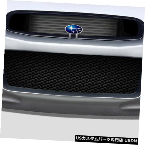 Spoiler 04-05スバルインプレッサ/ WRX WRCルックDuraflexフロントボディキットバンパー!!! 114944 04-05 Subaru Impreza/WRX WRC Look Duraflex Front Body Kit Bumper!!! 114944