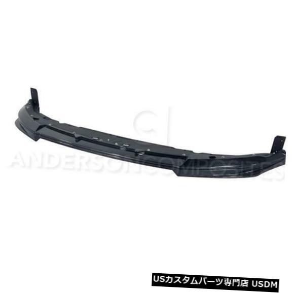 Spoiler 10-14ムスタングタイプOEアンダーソンカーボンファイバーフロントバンパーリップ!!! AC-FL1213FDGT- OE 10-14 Mustang Type-OE Anderson Carbon Fiber Front Bumper Lip!!! AC-FL1213FDGT-OE