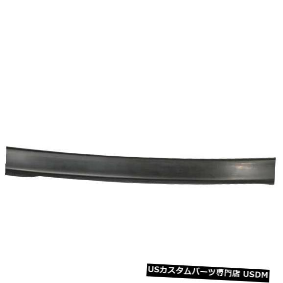 Spoiler 05-06インフィニティG35セダンING KBDウレタンフロントボディキットバンパーリップ37-2173に適合 05-06 Fits Infiniti G35 Sedan ING KBD Urethane Front Body Kit Bumper Lip 37-2173