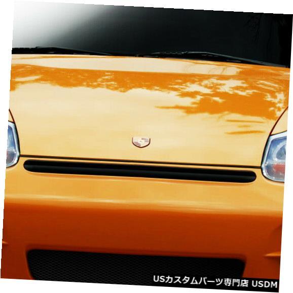 Spoiler 99-01ポルシェ996 GT-2 Duraflexフロントボディキットバンパー!!! 105109 99-01 Porsche 996 GT-2 Duraflex Front Body Kit Bumper!!! 105109