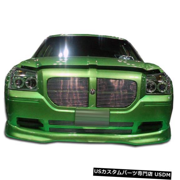 Spoiler 05-07ダッジマグナムVIP Duraflexフロントバンパーリップボディキット!!! 102435 05-07 Dodge Magnum VIP Duraflex Front Bumper Lip Body Kit!!! 102435