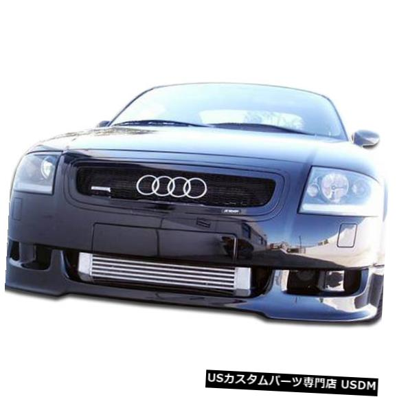Spoiler 00-06アウディTTタイプA Duraflexフロントバンパーリップボディキット!!! 105308 00-06 Audi TT Type A Duraflex Front Bumper Lip Body Kit!!! 105308