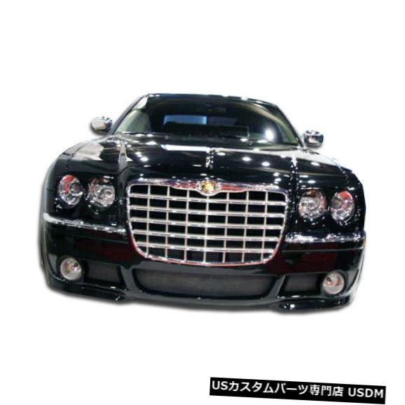 Spoiler 05-10クライスラー300CプラチナDuraflexフロントボディキットバンパー!!! 103342 05-10 Chrysler 300C Platinum Duraflex Front Body Kit Bumper!!! 103342