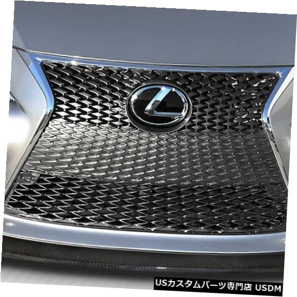 Spoiler 14-15レクサスIS AMデザインDriTechカーボンファイバーフロントバンパーリップボディキット!! 112998 14-15 Lexus IS AM Design DriTech Carbon Fiber Front Bumper Lip Body Kit!! 112998