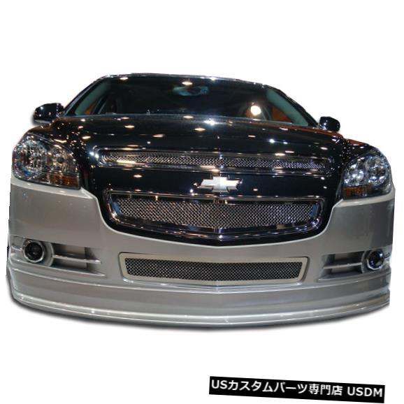 Spoiler 08-12シボレーマリブレーサーデュラフレックスフロントバンパーリップボディキット!!! 105009 08-12 Chevrolet Malibu Racer Duraflex Front Bumper Lip Body Kit!!! 105009