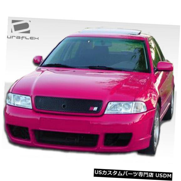 Spoiler 96-01アウディA4 RS4デュラフレックスフロントボディキットバンパー!!! 101700 96-01 Audi A4 RS4 Duraflex Front Body Kit Bumper!!! 101700