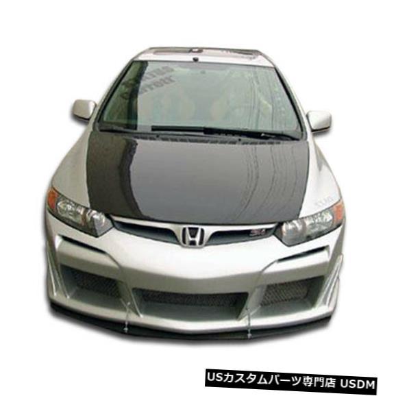 Spoiler 06-11ホンダシビック2DRレイヴンデュラフレックスフロントボディキットバンパー!!! 103332 06-11 Honda Civic 2DR Raven Duraflex Front Body Kit Bumper!!! 103332