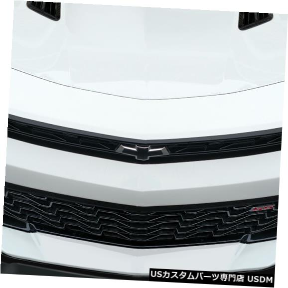 Spoiler 16-18シボレーカマロアーセナルデュラフレックスフロントバンパーリップボディキット!!! 113397 16-18 Chevrolet Camaro Arsenal Duraflex Front Bumper Lip Body Kit!!! 113397