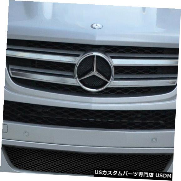 Spoiler 07-09メルセデスGLクラスBR-Sデュラフレックスフロントバンパーリップボディキット!!! 113934 07-09 Mercedes GL Class BR-S Duraflex Front Bumper Lip Body Kit!!! 113934