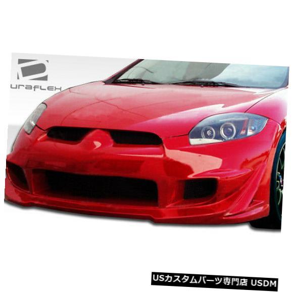 Spoiler 06-12三菱エクリプスエタニティデュラフレックスフロントボディキットバンパー!!! 104700 06-12 Mitsubishi Eclipse Eternity Duraflex Front Body Kit Bumper!!! 104700