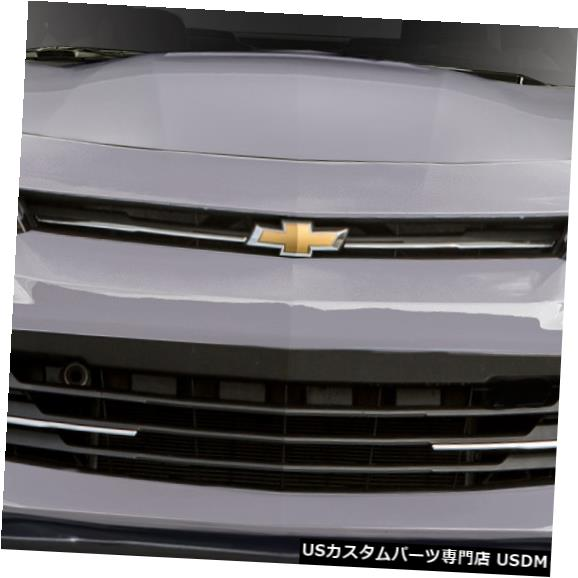 Spoiler 16-18シボレーカマロアーセナルデュラフレックスフロントバンパーリップボディキット!!! 113395 16-18 Chevrolet Camaro Arsenal Duraflex Front Bumper Lip Body Kit!!! 113395
