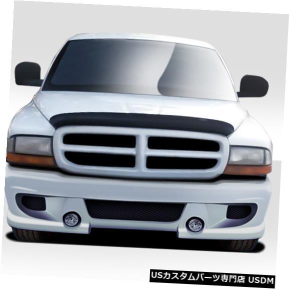 Spoiler 98-03ダッジデュランゴBT-1デュラフレックスフロントボディキットバンパー!!! 112221 98-03 Dodge Durango BT-1 Duraflex Front Body Kit Bumper!!! 112221