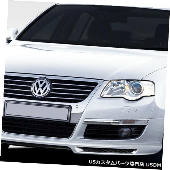 Spoiler 06-10フォルクスワーゲンパサートA-Tech Duraflexフロントバンパーリップボディキット!!! 107884 06-10 Volkswagen Passat A-Tech Duraflex Front Bumper Lip Body Kit!!! 107884