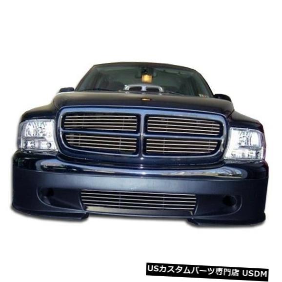Spoiler 97-04ダッジダコタSGデュラフレックスフロントバンパーリップボディキット!!! 103701 97-04 Dodge Dakota SG Duraflex Front Bumper Lip Body Kit!!! 103701