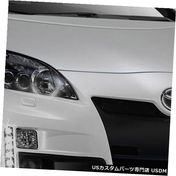 Spoiler 10-15トヨタプリウスTK-Rデュラフレックスフロントボディキットバンパー!!! 109380 10-15 Toyota Prius TK-R Duraflex Front Body Kit Bumper!!! 109380