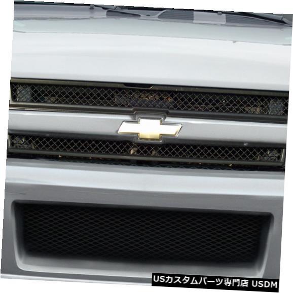 Spoiler 02-08シボレートレイルブレイザーR34デュラフレックスフロントボディキットバンパー!!! 114643 02-08 Chevrolet Trailblazer R34 Duraflex Front Body Kit Bumper!!! 114643