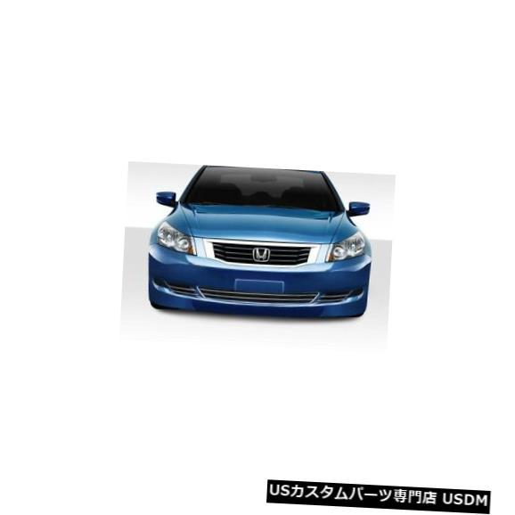 Spoiler 08-12ホンダアコードVIP Duraflexフロントボディキットバンパー!!! 114718 08-12 Honda Accord VIP Duraflex Front Body Kit Bumper!!! 114718