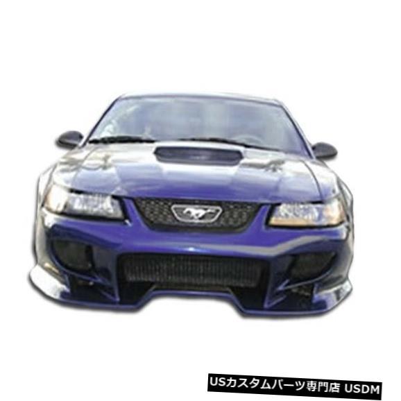 Spoiler 99-04フォードマスタングベイダーデュラフレックスフロントボディキットバンパー!!! 102082 99-04 Ford Mustang Vader Duraflex Front Body Kit Bumper!!! 102082