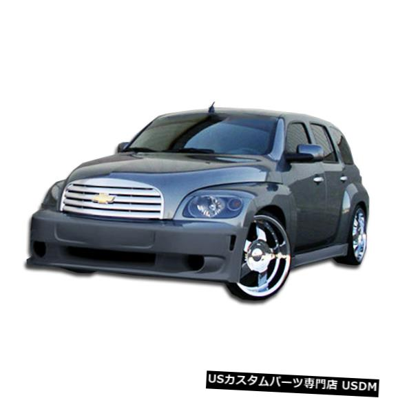 Spoiler 06-11シボレーHHR VIP Duraflexフロントバンパーアドオンボディキット!!! 103326 06-11 Chevrolet HHR VIP Duraflex Front Bumper Add On Body Kit!!! 103326