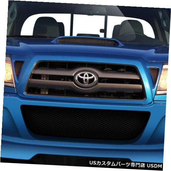 Spoiler 05-10トヨタタコマBT-1デュラフレックスフロントボディキットバンパー!!! 112333 05-10 Toyota Tacoma BT-1 Duraflex Front Body Kit Bumper!!! 112333
