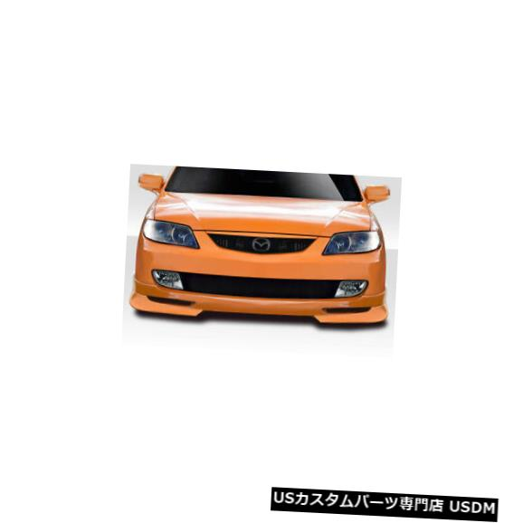 Spoiler 01-03マツダプロテジカミソリデュラフレックスフロントバンパーリップボディキット!!! 114541 01-03 Mazda Protege Razor Duraflex Front Bumper Lip Body Kit!!! 114541