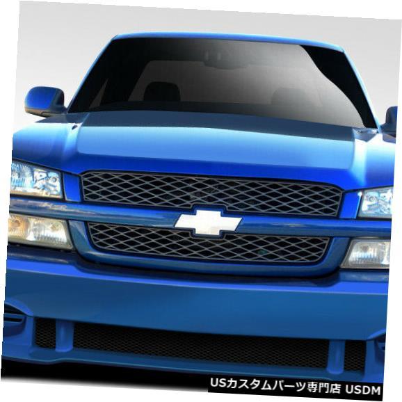 【驚きの値段で】 Spoiler 03-06シボレーシルバラードBT-3デュラフレックスフロントボディキットバンパー!!! 109912 03-06 Chevrolet Silverado BT-3 Duraflex Front Body Kit Bumper!!! 109912, ヤノスポーツ 32435ce4