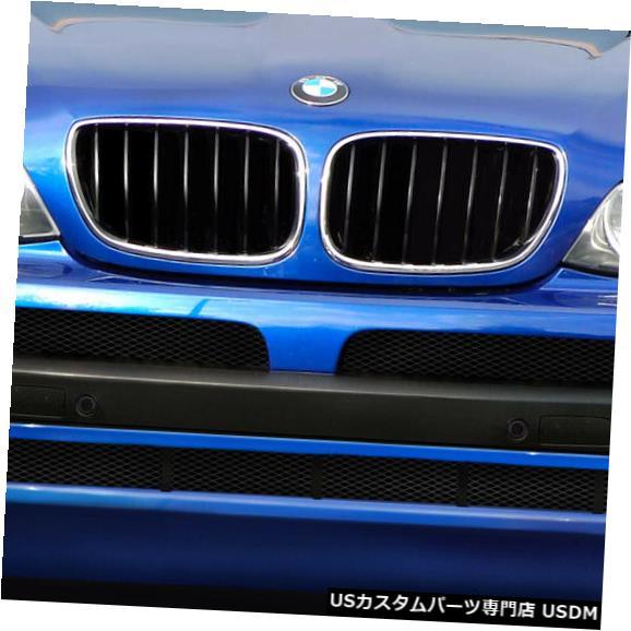 Spoiler 00-06 BMW X5 4.8is Look Duraflexフロントバンパーリップボディキット!!! 113679 00-06 BMW X5 4.8is Look Duraflex Front Bumper Lip Body Kit!!! 113679