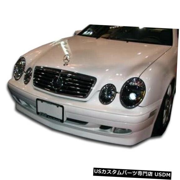 Spoiler 98-02メルセデスCLK BR-S Duraflexフロントバンパーリップボディキット!!! 102322 98-02 Mercedes CLK BR-S Duraflex Front Bumper Lip Body Kit!!! 102322