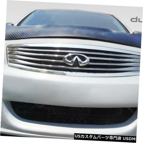 Spoiler 07-09 Infiniti G Sedan TS-1 Duraflexフロントボディキットバンパーに適合!!! 107672 07-09 Fits Infiniti G Sedan TS-1 Duraflex Front Body Kit Bumper!!! 107672
