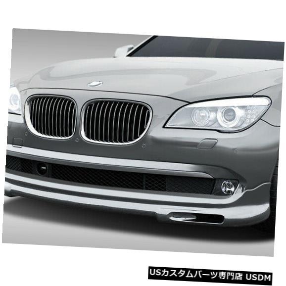 Spoiler 09-12 BMW 7シリーズEros V.1 Duraflexフロントバンパーリップボディキット!!! 108235 09-12 BMW 7 Series Eros V.1 Duraflex Front Bumper Lip Body Kit!!! 108235