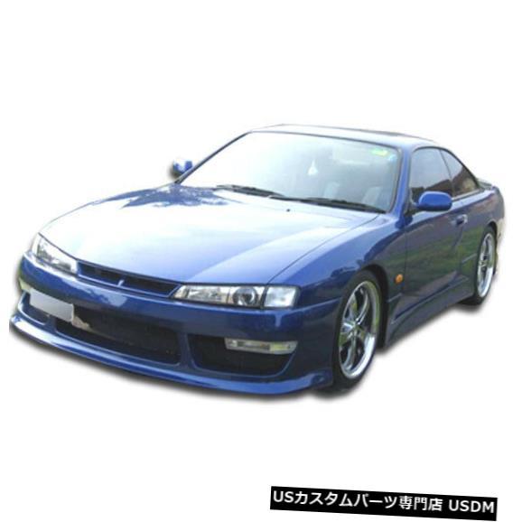 Spoiler 97-98は日産240SX V-Speed 2 Duraflexフロントボディキットバンパーに適合!!! 103563 97-98 Fits Nissan 240SX V-Speed 2 Duraflex Front Body Kit Bumper!!! 103563